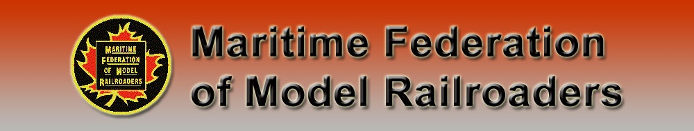 Maritime Federation of Model Railroaders Logo