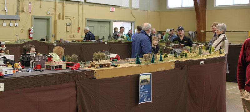 Moncton Model Railroad Show 2018