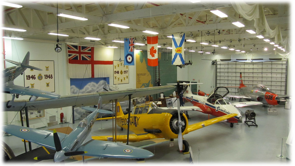 Shearwater Aviation Museum Annual Spring Hobby Show
